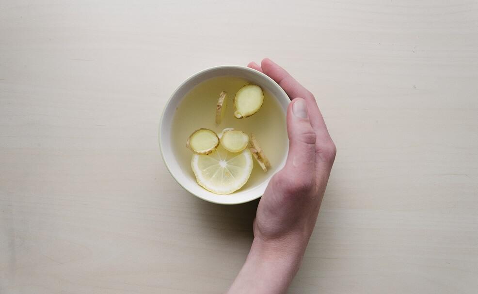 Ginger Tea - A fat burning drink