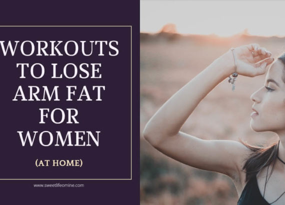 Workouts to Lose Arm Fat for Women at Home