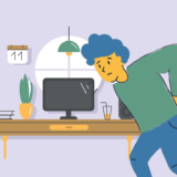 How to Reduce Lower Back Pain While Working from Home